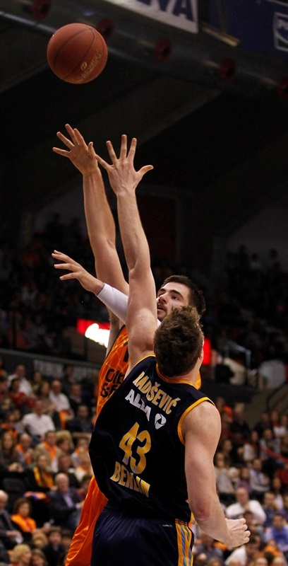 Bojan Dubljevic - Valencia Basket - EC13 (photo Miguel Ángel Polo - Valencia Basket)