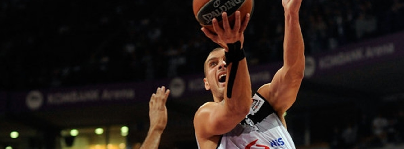 Panathinaikos adds veteran shooter Pavlovic