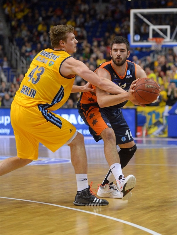 Bojan Dubljevic - Valencia Basket (photo Camera4)