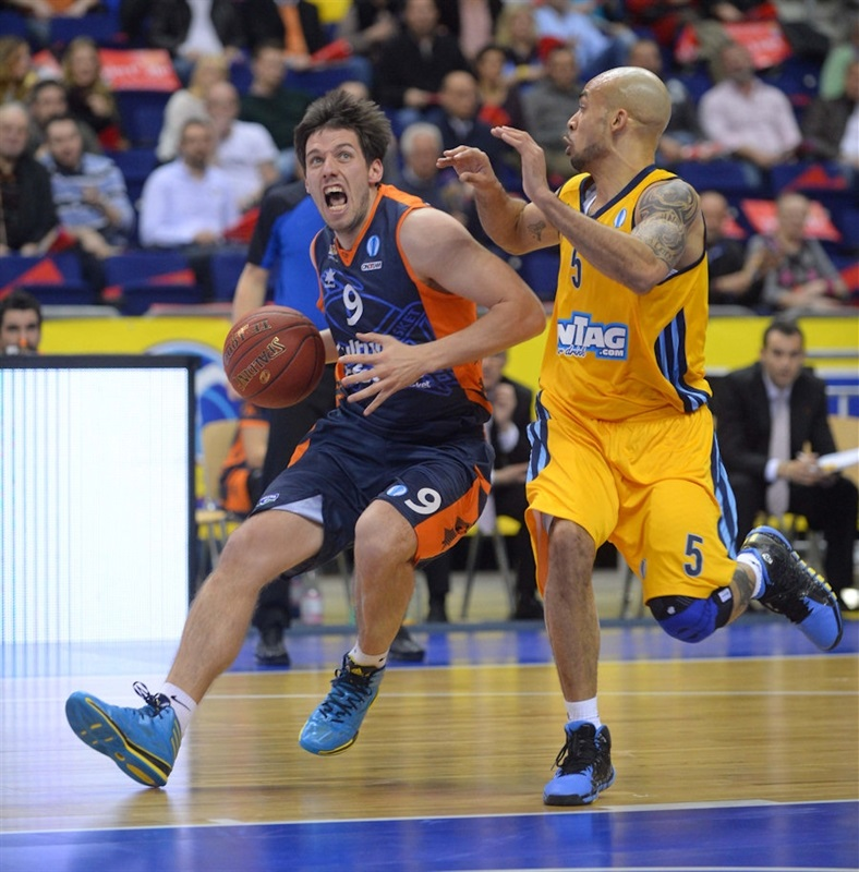 Sam Van Rossom - Valencia Basket (photo Camera4)