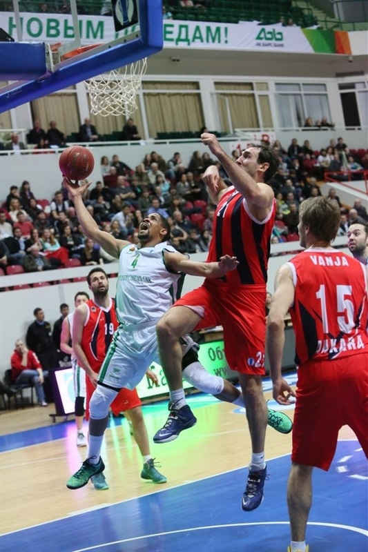 Tywain McKee - Unics Kazan - EC13 (photo unics.ru)