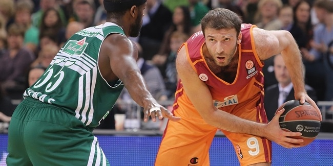 Darussafaka inks veteran small forward Markoishvili