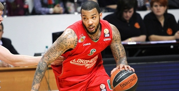 Marcus Williams - Lokomotiv Kuban - EB13_56505