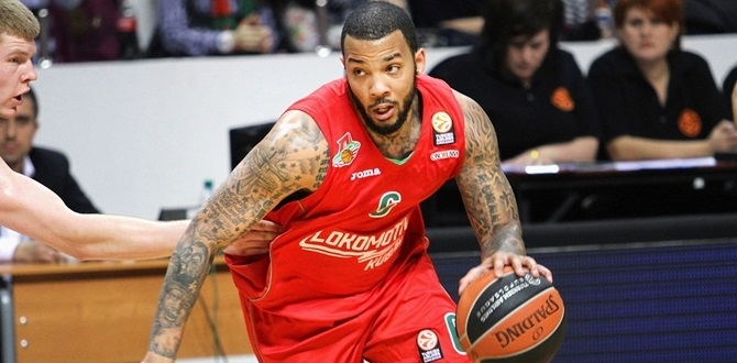 Crvena Zvezda puts Williams at point