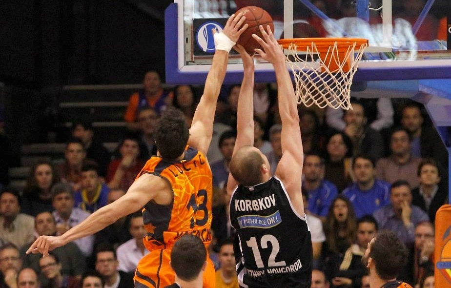 Pavel Korobkov - Nizhny Novgorod - EC13 (photo Miguel Ángel Polo - Valencia Basket)