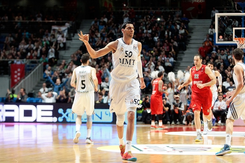 Salah Mejri - Real Madrid - EB13