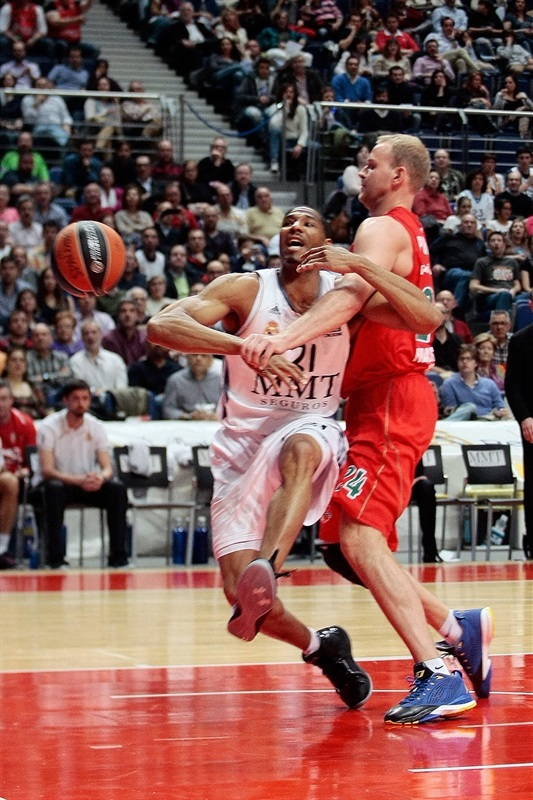 Tremmell Darden - Real Madrid - EB13