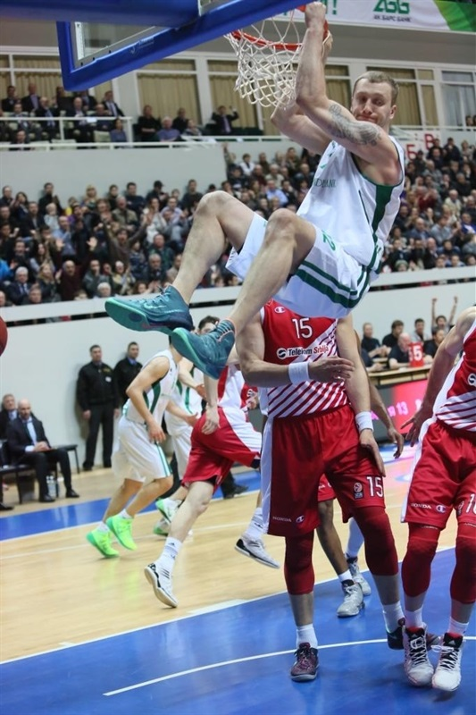 Vladimir Veremeenko - Unics Kazan - EC13 (photo unics.ru)
