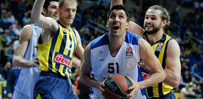 Anadolu Efes keeps Bjelica for two more years
