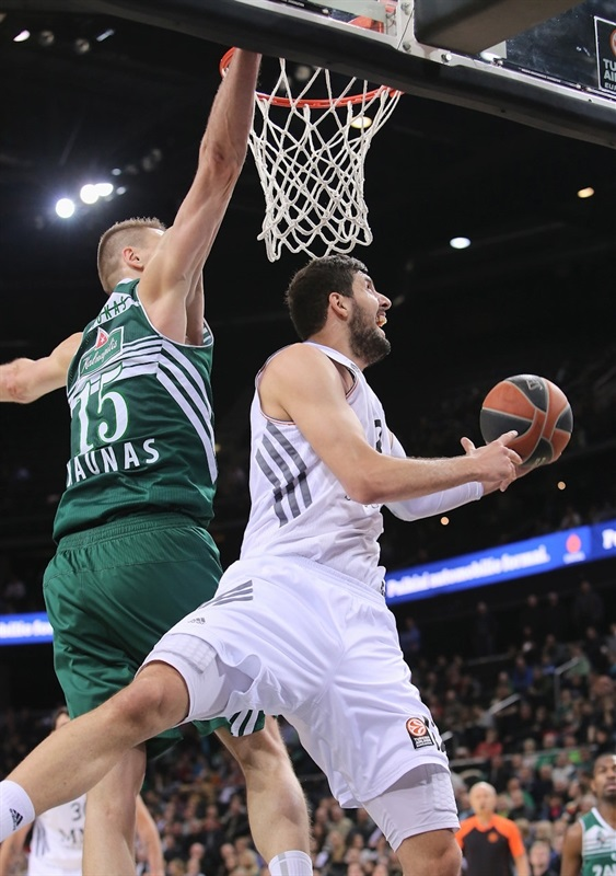 Nikola Mirotic - Real Madrid - EB13