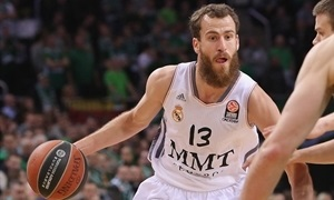 Sergio Rodriguez, Real Madrid