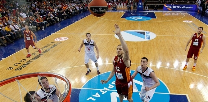 Galatasaray extends swingman Guler
