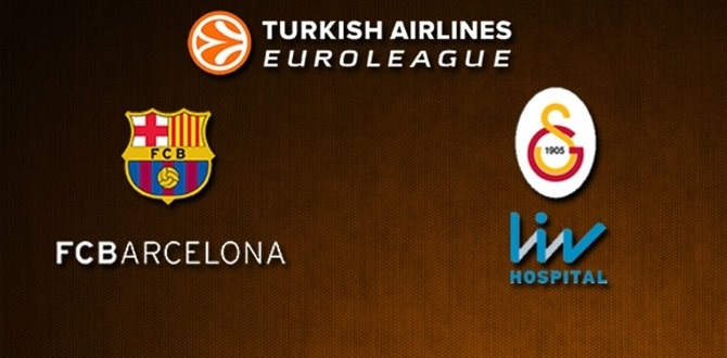 Playoffs series analysis: FC Barcelona vs. Galatasaray LivHospital Istanbul