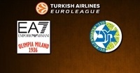 Playoffs series analysis: EA7 Emporio Armani Milan vs. Maccabi Electra Tel Aviv