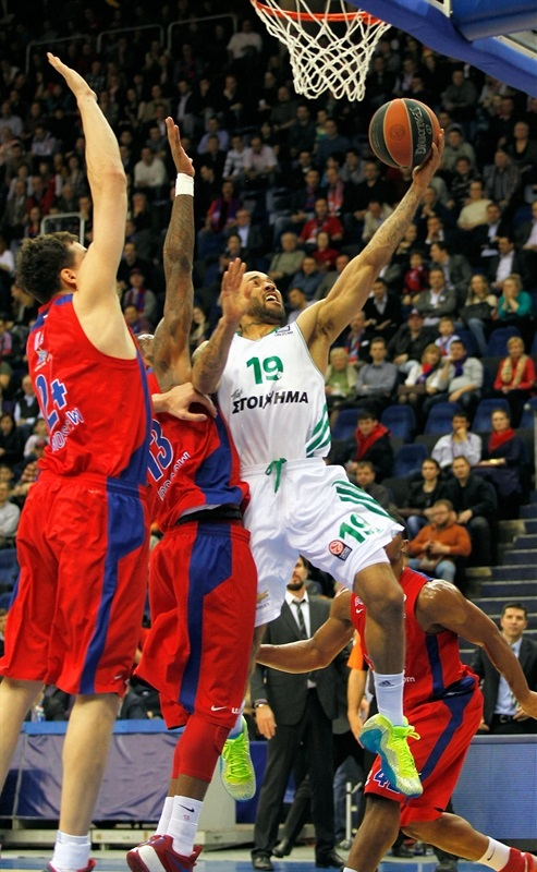 Zach Wright - Panathinaikos Athens - EB3