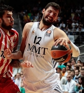 Nikola Mirotic - Real Madrid - EB13_56939
