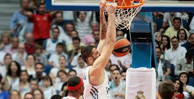 Ioannis Bourousis - Real Madrid - EB13