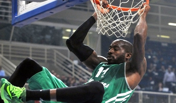 Lasme, Panathinaikos together again