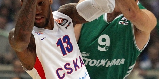 Inside the Playoffs: CSKA Moscow vs. Panathinaikos Athens