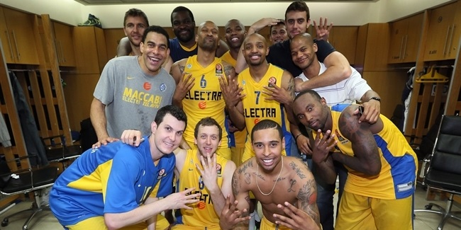 On This Day, 2014: Maccabi books return to Final Four