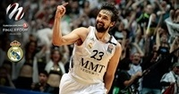 Signature Star: Sergio Llull, Real Madrid