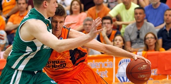 Finals Game 1 MVP: Justin Doellman, Valencia Basket Club