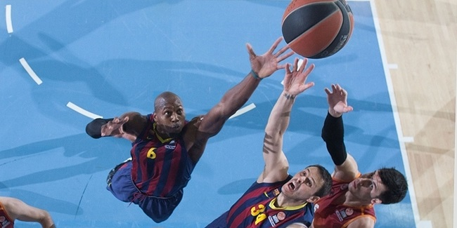 FC Barcelona brings back center Dorsey