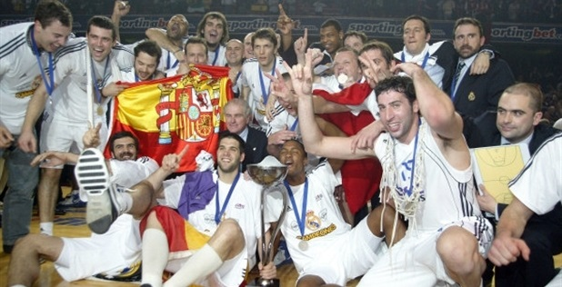 Real Madrid is ULEB Cup champ