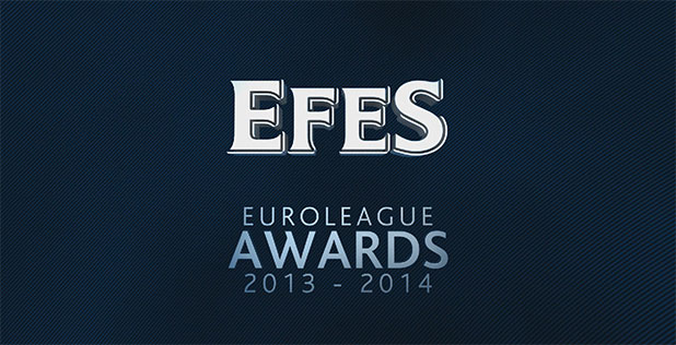 EFES Euroleague Awards, 2013-14