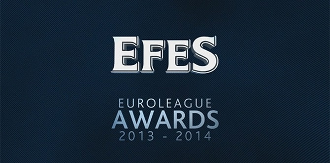 2013-14 All-Euroleague First and Second Teams announced