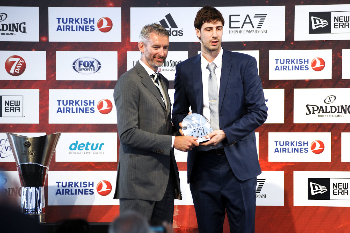 Ante Tomic - All-Euroleague First Team 2013-14  - Final Four Milan 2014