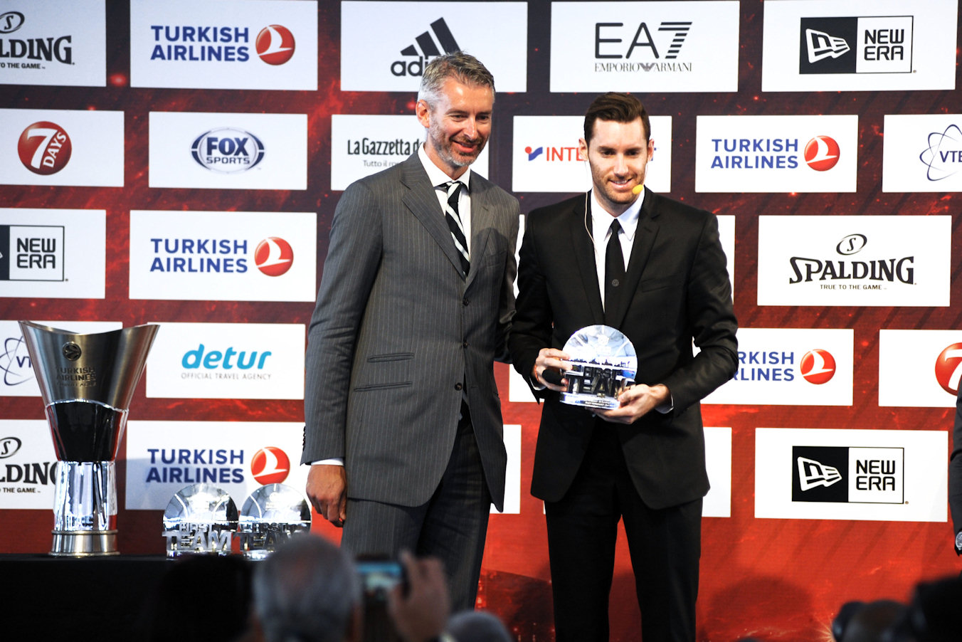 Rudy Fernandez - All-Euroleague First Team 2013-14  - Final Four Milan 2014