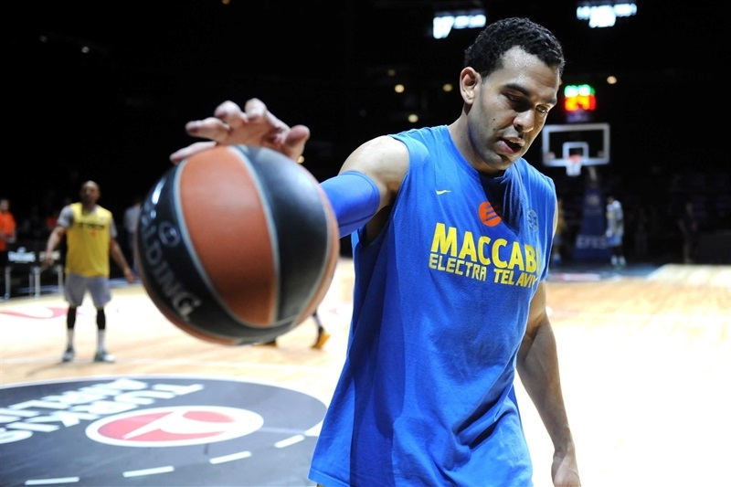 David Blu - Maccabi Electra - Final Four Milan 2014