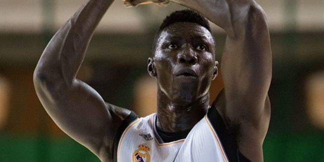 NIJT star from Real Madrid setting example for Senegal