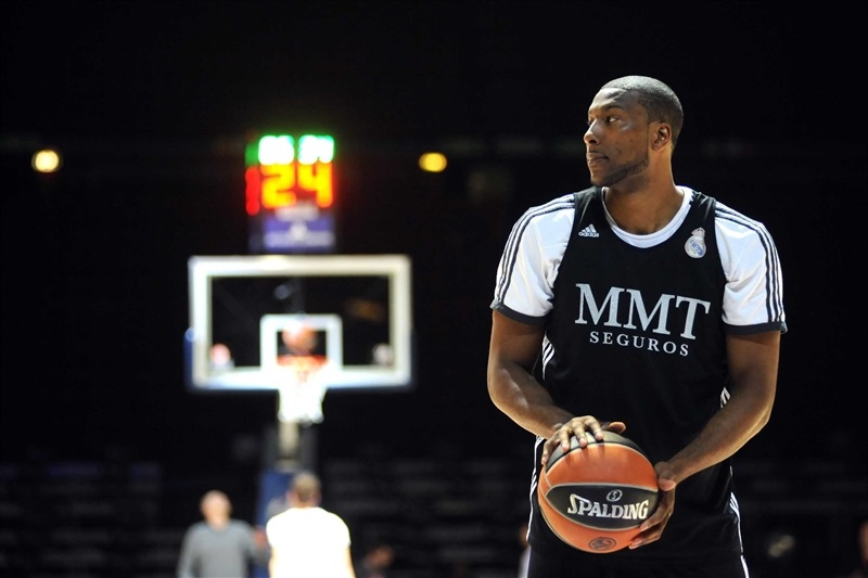 Marcus Slaughter - Real Madrid - Final Four Milan 2014