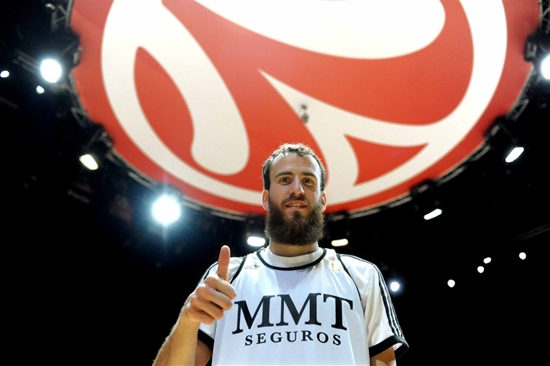 Sergio Rodriguez - Real Madrid - Final Four Milan 2014