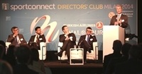 Industry execs shed light at iSportconnect Directors' Club