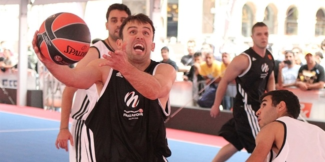 adidas 3X3 Tournaments Fanzone