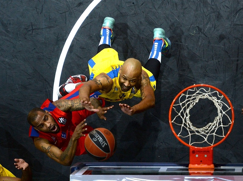 Devin Smith - Maccabi Electra - Final Four Milan 2014