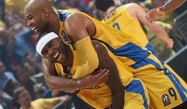 On This Day, 2014: Maccabi, Real ace semis