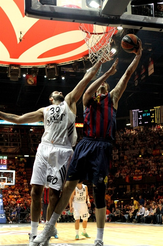 Ante Tomic - FC Barcelona - Final Four Milan 2014