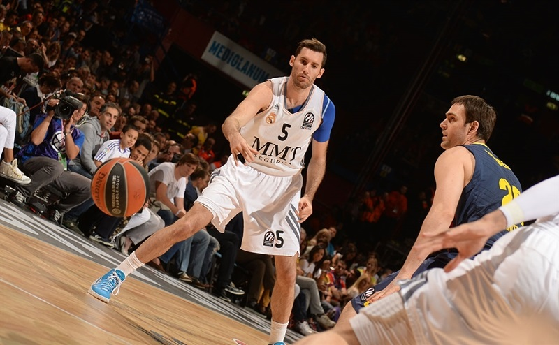 Rudy Fernandez - Real Madrid - Final Four Milan 2014