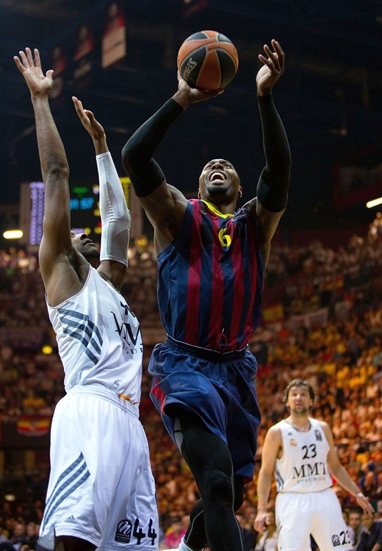 Joey Dorsey - FC Barcelona - Final Four Milan 2014