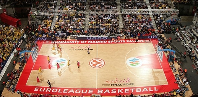 Madrid to host 2015 Turkish Airlines Euroleague Final Four