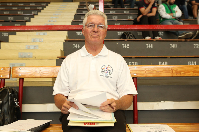 Brian Hill - Coaches Clinic - Final Four Milan 2014