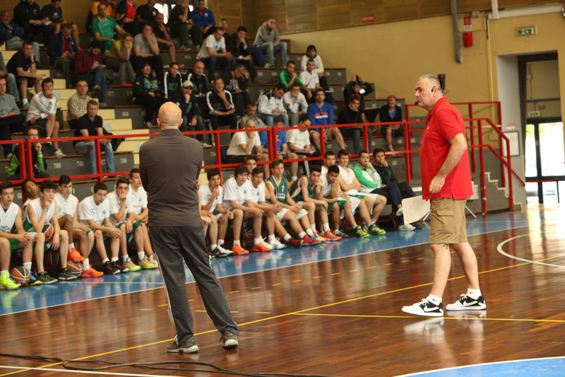Jasmin Repesa - Coaches Clinic - Final Four Milan 2014