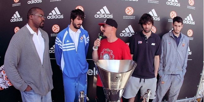 adidas Trophy Tour is attraction for players, fans alike