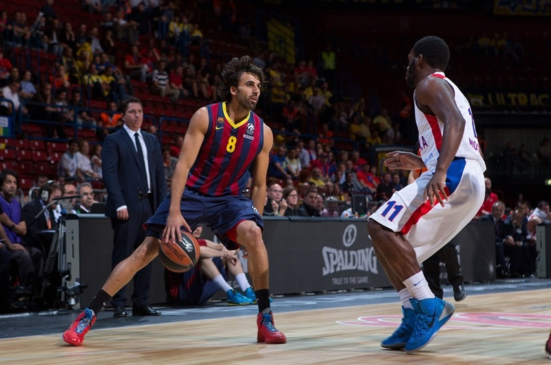 Victor Sada - FC Barcelona - Final Four Milan 2014