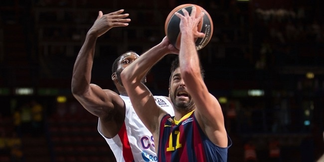 Navarro makes history as Barcelona claims third place