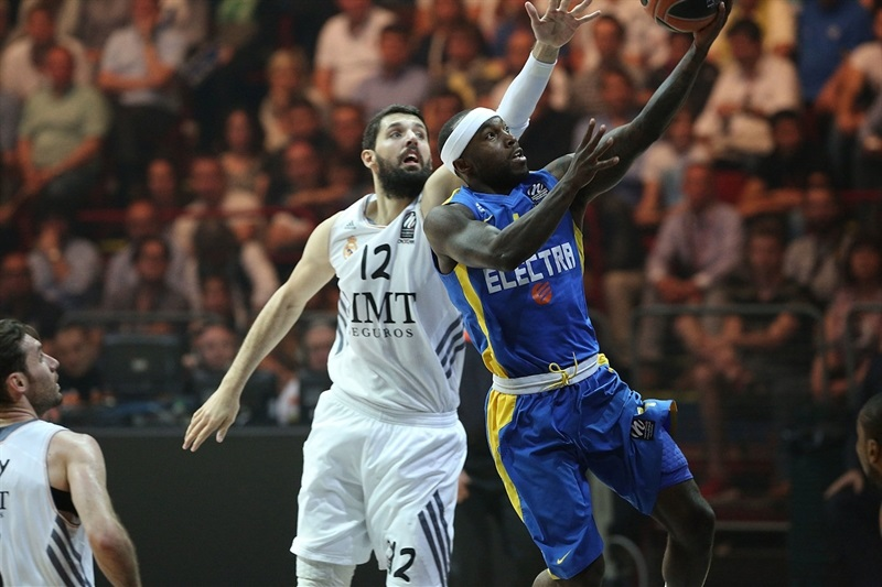 Tyrese Rice - Maccabi Electra - Final Four Milan 2014